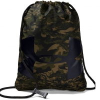 Worek na buty Under Armour Ozsee Sackpack zielony 1240539 357