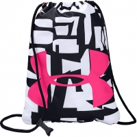 Worek na buty Under Armour Ozsee Sackpack różowy 1240539 004
