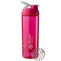 Bidon Blender Bottle Sportmixer 28 oz/820 ml różowy