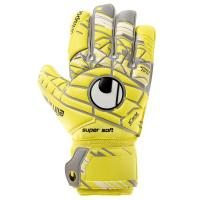 Rękawice bramkarskie Uhlsport Eliminator Supersoft 101102201