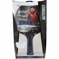 Rakietka do ping ponga Butterfly Timo Boll Black 85031