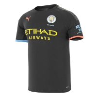 Koszulka Puma Manchester City FC 2019/20 Away Replica 755590 02