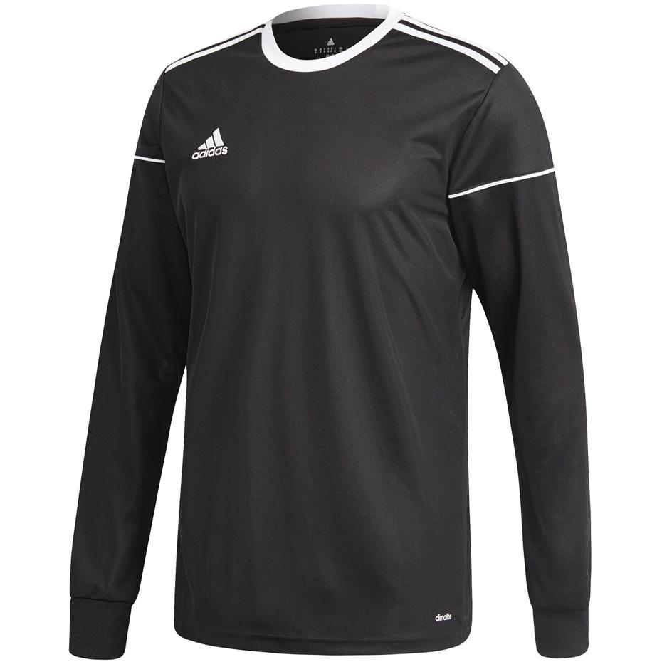 Koszulka męska adidas Squadra 17 Jersey LS czarna BJ9185