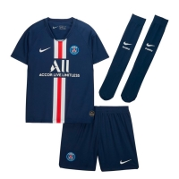 Komplet Nike PSG Breathe Home Little Kids AO3062-411
