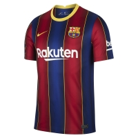 Koszulka męska Nike FC Barcelona 2020/21 Breathe Stadium Home CD4232 456