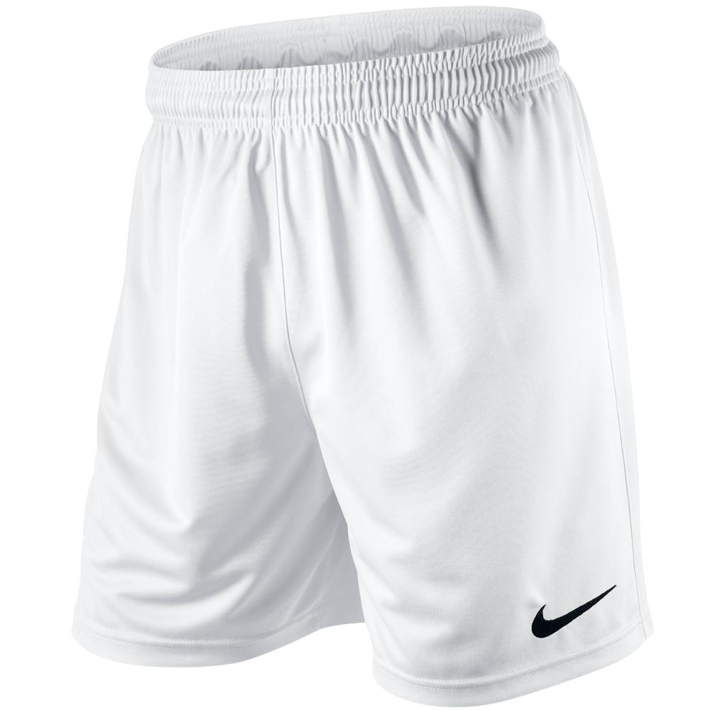 d0cb0ad6751f7b Spodenki piłkarskie Nike Park Knit Short 448224-100 - ambersport.pl