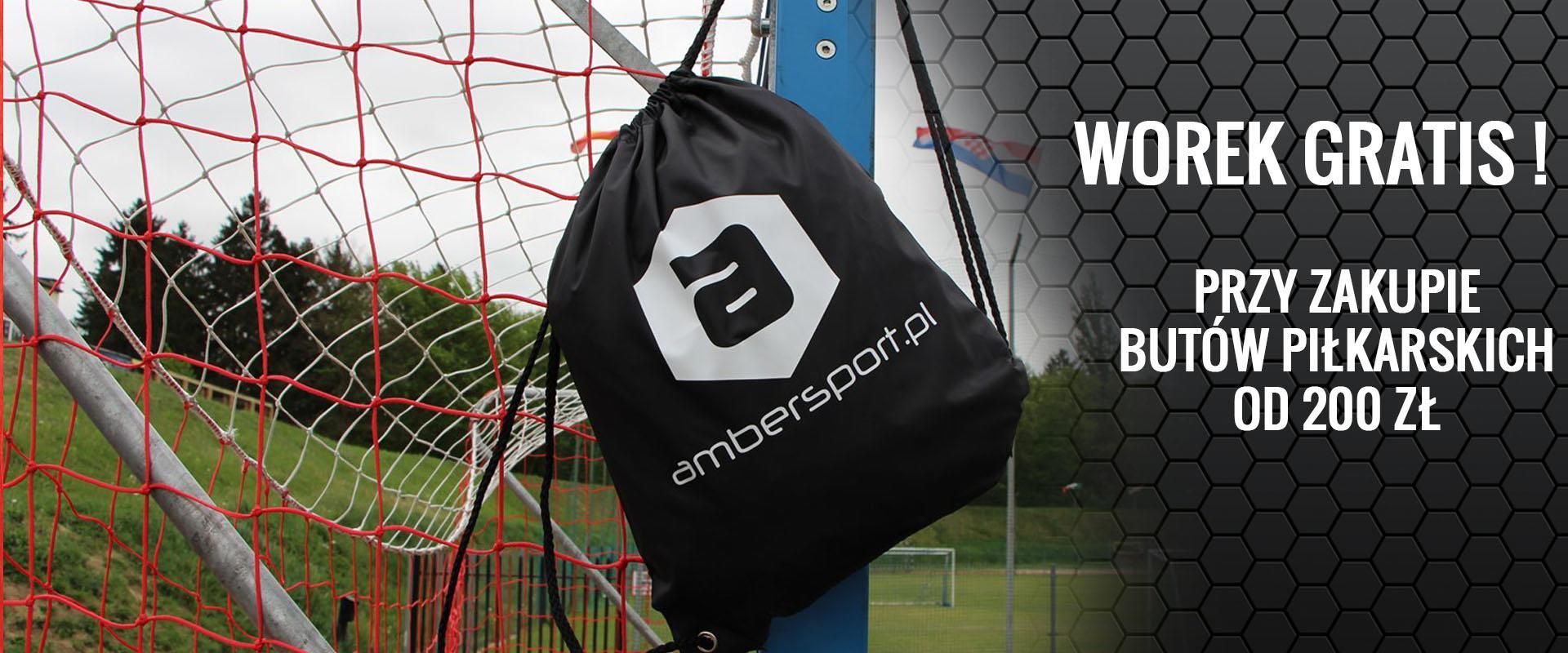 d0332056dc3a3 Piłka nożna, sprzęt dla piłkarza, piłkarzy, piłkarski sklep internetowy -  ambersport.pl